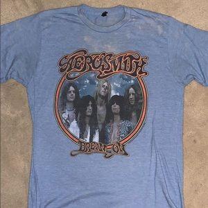 Aerosmith band tee